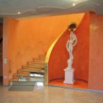 pittura decorativa valpaint rococò l'arte del decoro san filippo del mela messina sicilia ristrutturazioni interni esterni decorazioni design