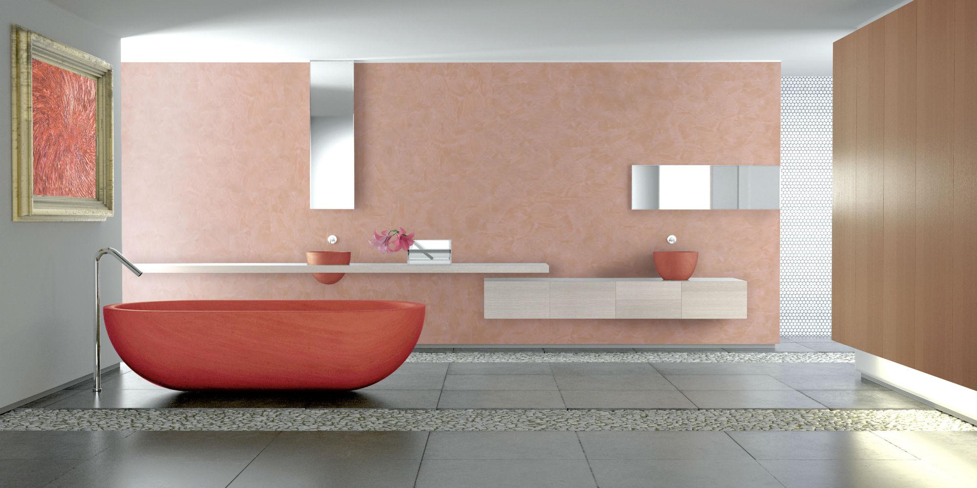 Rococ l 39 arte del decoro - L arte del bagno ...