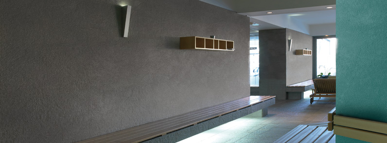 Biamax l 39 arte del decoro for Oikos colori interni