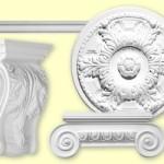 cornici rosoni colonne gesso facet decorazione casa design ristrutturazione interni l'arte del decoro san fiilippo del mela messina sicilia