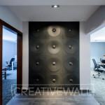 CREATIVE WALL LOFT DESIGN PANNELLI 3D IN GESSO CERAMIZZATO DECORAZIONI PARETI RISTRUTTURAZIONE DESIGN CASA VENDITA INTERNI L'ARTE DEL DECORO SAN FILIPPO DEL MELA MESSINA SICILIA