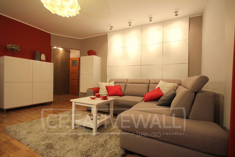 Loft design system pannelli 3d in gesso l 39 arte del decoro - Decorazioni pareti 3d ...